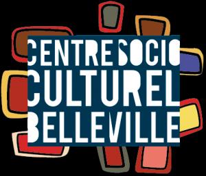 logo centre socioculturel belleville