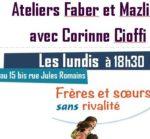 Ateliers Faber et Mazlish avec Corinne Cioffi