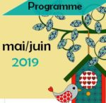 Programme de mai et juin