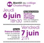 Activités au Collège Charles Péguy