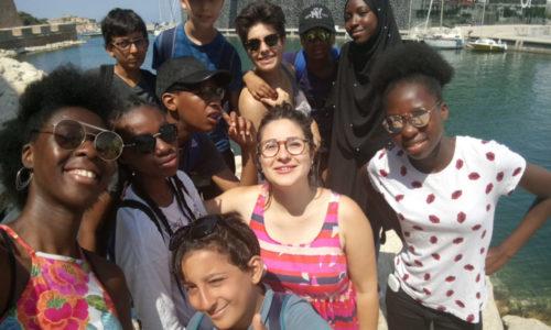 Séjour jeunes à Marseille 2018